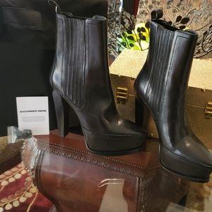 Alexander Wang Platform Boots